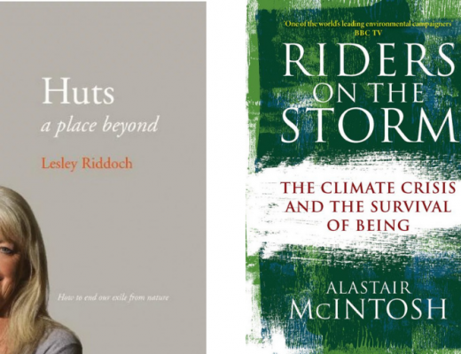 Huts and Riders on the Storm Book Covers